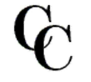 Facsimile of CC Battery Badge