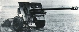 17/25 pdr Anti-Tank Gun, know as a Pheasant