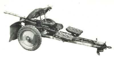 37mm Bofors Model 1936 Anti-Tank Gun
