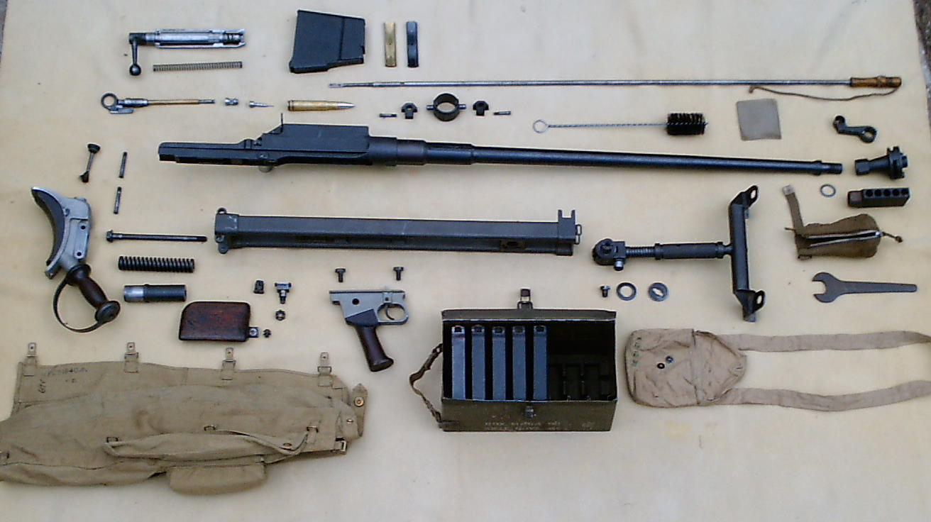 Infantry Equipment page
